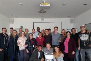 Reseña del viaje de la Sección Sindical de CGT-Zara a Alemania