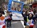 CGT gana en el Constitucional la reincorporación de un delegado despedido de Telemadrid en enero de 2013
