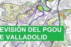 Las asociaciones Ciudad Sostenible, ASCIVA, Facua, Federación Vecinal, AVAATE, CGT y Ecologistas en Acción registran 46 propuestas para mejorar la Revisión del PGOU de Valladolid
