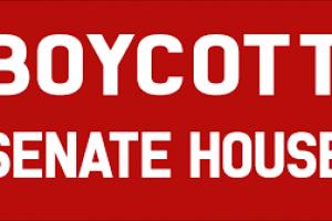 Boicot a la Universidad de Londres para poner fin a la subcontratación