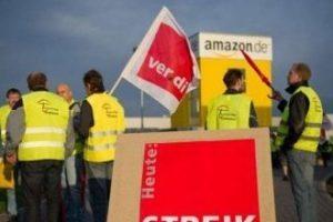 ALEMANIA | Huelgas de trabajadores y trabajadoras de Amazon