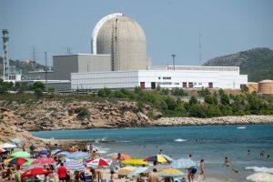 Preocupación por el estado de la central nuclear de Vandellós II