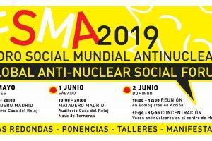 Programa Foro Social Mundial Antinuclear