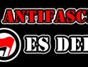 Ser antifascista no es delito