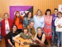 CGT CyL – Entrega de premios del III Certamen de poesía social «Mujer, Voz y Lucha»