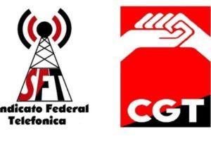 CGT pide al Grupo Telefónica la contratación de personal joven ante el despido de más de 4.500 personas mayores de 53 años