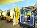 CGT denuncia falta de conductores en servicio público de ambulancias debido a la campaña sancionadora emprendida por la empresa