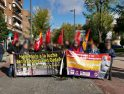 2º Homenaje a la lucha antifranquista en Getafe: «A quienes lucharon por la libertad»