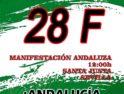CGT participará activamente en la manifestación del 28F en Sevilla