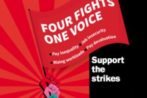 REINO UNIDO   Solidaridad con los trabajadores y las trabajadoras británicas