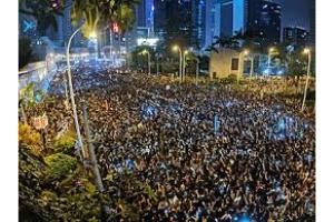 HONG KONG | ¡por la retirada de los cargos por participar en las movilizaciones de 2019!