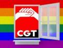 CGT conmemora el Día Internacional contra la Homofobia, la Transfobia y la Bifobia exigiendo respeto para todas las formas de vivir en libertad la sexualidad