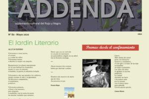 Addenda, suplemento cultural del RyN – Nº 80, mayo 2020