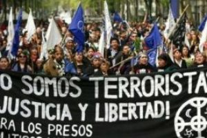 Chile: Libertad para los presos políticos