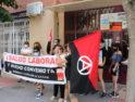 Huelga en la residencia de AFAPADE