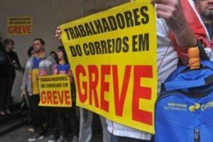 Apoyamos la huelga de los trabajadores postales en Brasil