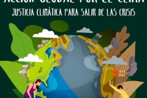 Málaga sale a la calle el 25 de septiembre, Día Mundial por el Clima