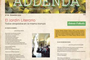 Addenda, suplemento cultural del RyN – Nº 86, diciembre 2020