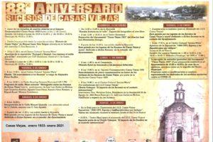 88 aniversario de los Sucesos de Casas Viejas