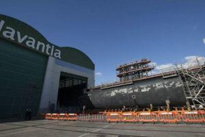 Readmisión inmediata del compañero despedido de Navantia-Cartagena