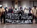 Libertad para los presos mapuches en huelga de hambre en Angol (Wallmapu chileno)