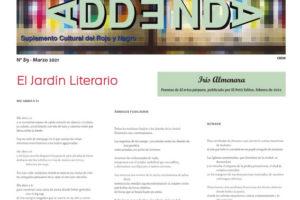 Addenda, suplemento cultural del RyN – Nº 89, marzo 2021