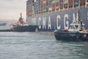 CGT denuncia que un remolcador con bandera de conveniencia infringe, bajo instrucciones de Boluda, la normativa vigente en el Puerto de Algeciras