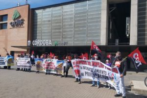 El SERCLA cita a las partes el 29 de abril a las 12,30 para intentar la mediación previa a la huelga en los servicios de tierra de RENFE en Córdoba