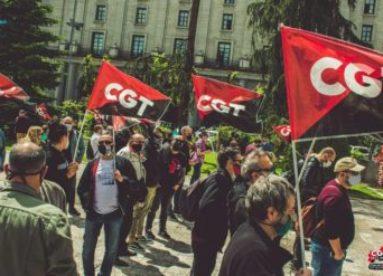 13-M: Concentraciones contra las Reformas Laborales