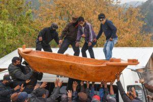 La conquista al revés: zapatistas inician su viaje a Europa
