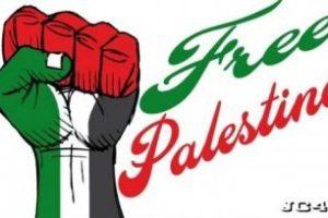 Apoyo al pueblo palestino