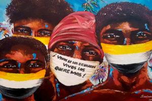 Carta de las organizaciones defensoras de los derechos humanos en apoyo a la incorporación del SUNLA en el proceso de investigación y búsqueda de los garifunas víctimas de desaparición forzada de Triunfo de la Cruz