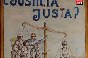 Protestas en toda Andalucía por la situación de la justicia