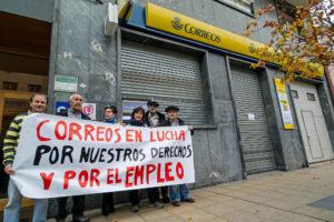 A partir del 31 de mayo huelga indefinida en las carterías de Iruña