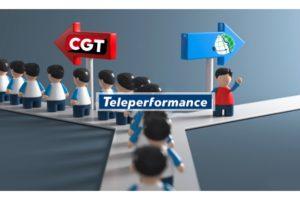 Movilizaciones en Teleperformance España SAU A Coruña