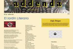 Addenda, suplemento cultural del RyN – Nº 92, junio 2021