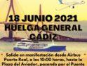 EL TSJA autoriza la marcha por el Puente de la Pepa el 18 de junio en Cádiz