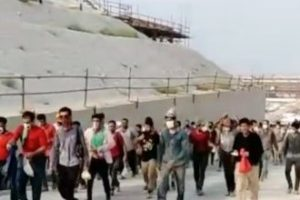 IRAN | Huelga masiva en la industria petrolera