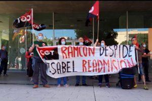 La empresa Ramcon es condenada a readmitir a nuestra compañera Isabel