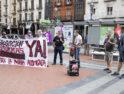 Concentración por la derogación de las Reformas Laborales en Valladolid