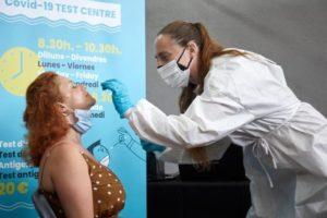 Parte urgente de CGT Servicio de Vigilancia Epidemiológica