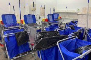 CGT denuncia a Sacyr Facilities Limpieza Hospitalaria Hospital Punta Europa Algeciras