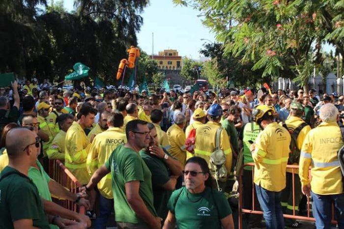 Los sindicatos de AMAYA acuerdan una hoja de ruta para la defensa de la utilidad pública de la Agencia y del INFOCA - Imagen-1