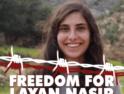 PALESTINA | Libertad para Layan Nasir