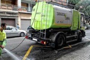 CGT se persona en el TAPCA para defender los intereses de las y los trabajadores de limpieza y recogida de Zaragoza