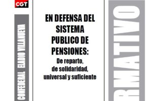 Reforma del Sistema Público de Pensiones