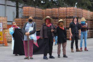 Por la recuperación y autogestión de las fábricas cerradas por el capital, ¡viva los pueblos indígenas que lo hacen posible!