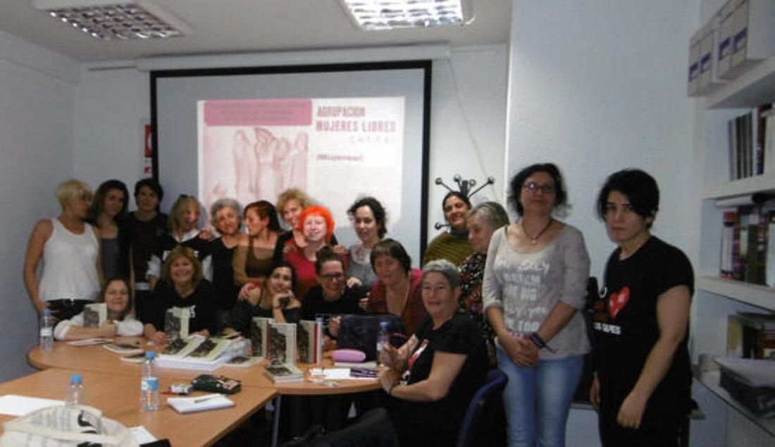 Convocatoria Encuentro Estatal de Mujeres y concentración-performance